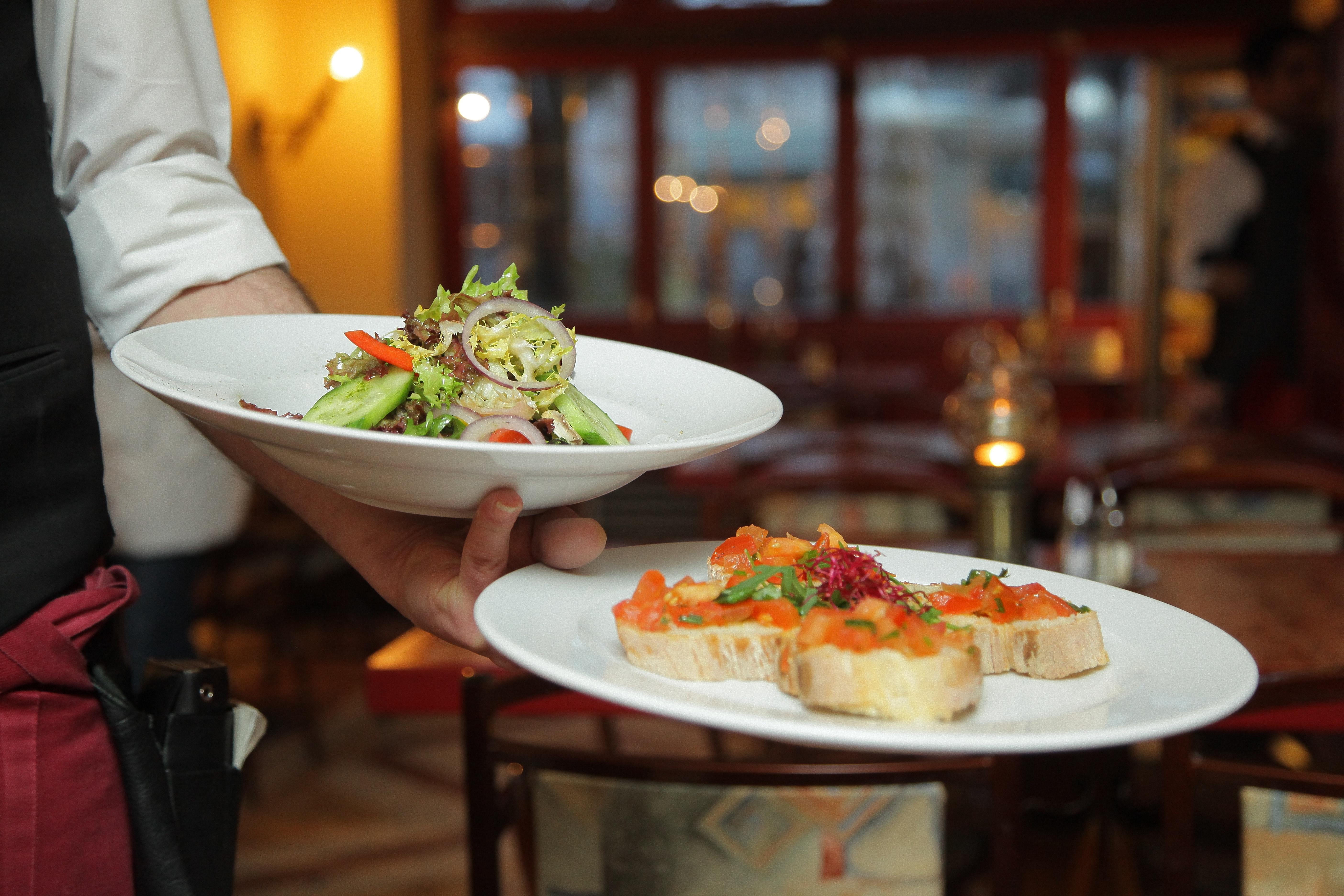 Service εστιατορίου